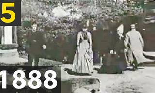 The 5 Oldest Videos Ever Recorded