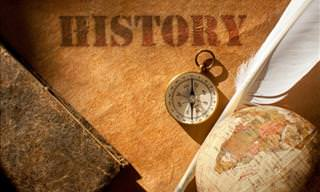 20 Question History Quiz