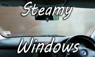 Tip: Stop Car Windows From Steaming