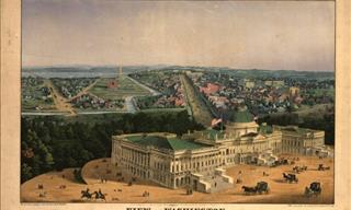 These Panoramic Maps of 19th Century America Are Glorious