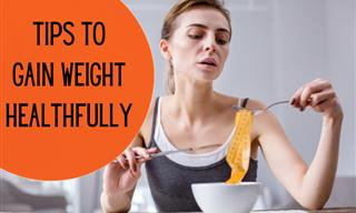 5 Unique Tips to Gain Weight Healthfully and Safely