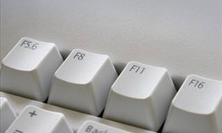 Guide: How to Use the 'F' Keys on Your Keyboard
