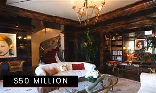 Inside Tommy Hilfiger's $50 Million Penthouse