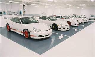The Ultimate Porsche Collection