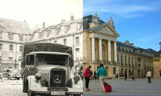 Dijon: Then and Now