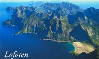 The Lofoten Islands: 20 Incredible Photographs