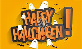 Just Wanted to Wish You a Happy Halloween