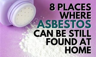 8 Places Where Asbestos Can Still Linger in Your Home