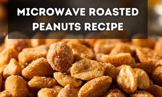 Enhance the Flavor of Peanuts by Roasting & Seasoning Them