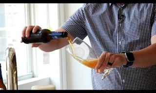 Why Pouring Beer Wrong Can Upset Your Stomach