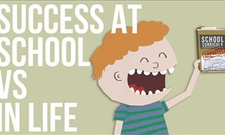 The Difference Between Academic Success and Life Success