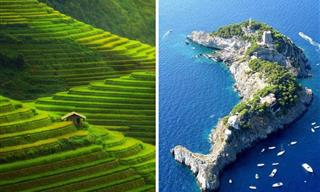 These Stunning Spots Around the World Deserve Recognition