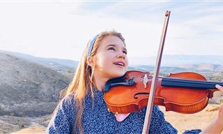 This Violin Rendition of 'Unchained Melody' Is Stunning!