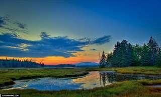Acadia National Park is Landscape Heaven!
