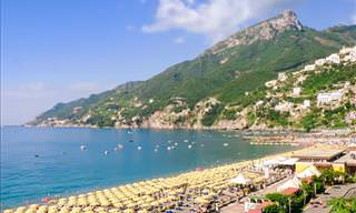 The Stunning Amalfi Coast