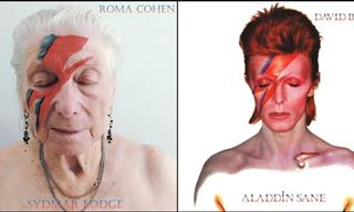 Seniors Recreate Famous Album Covers and It's Hilarious