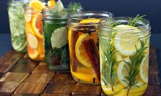 Bring Natural Scents into Your Home