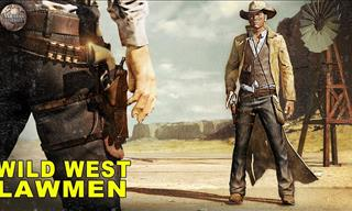 Know the Realities of the Lawmen of the Old West