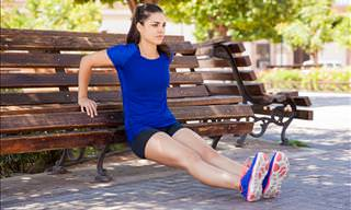 Tone Your Upper Arms with These 6 Exercises