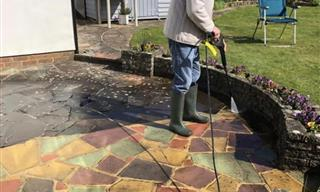 This Power Washing Stuff Is Magic - 15 Jaw-Dropping Pics