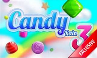 Game: It's Raining Candy!