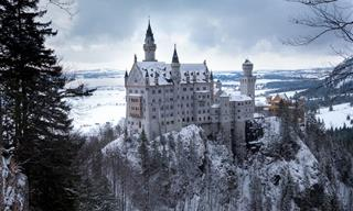 Photographer Captures the Surreal Beauty of Castles