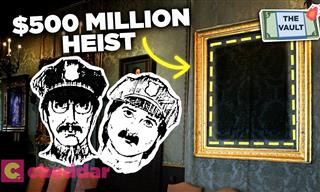 How Two Fake Policemen Stole $500 Million Worth of Art