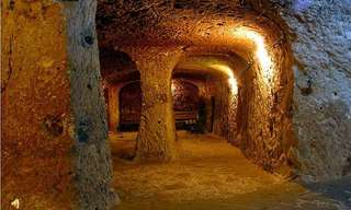 Derinkuyu, The Underground City