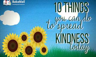 Spread the Kindness Today!