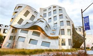 Weird Architecture: 12 Unusual Buildings