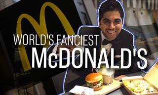 Fancy! This McDonald's Is Not Like the Fast Food We Know
