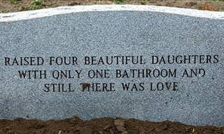 15 Epitaphs That Are Hard to Forget