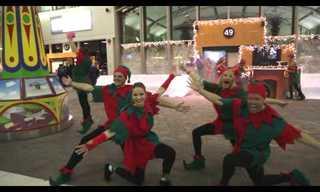 A Real Show of Christmas Spirit...