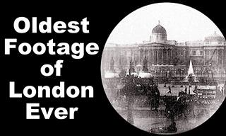 London's Amazing Change Over 100 Years