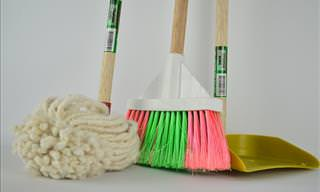 19 Simple Home Cleaning Tips