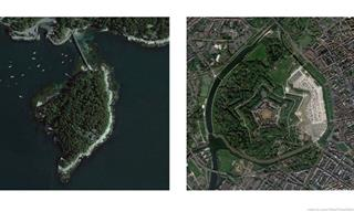 Man Shares His Most Interesting Finds From Google Earth