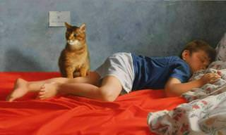 Arsen Kurbanov's Wonderful Works of Art