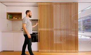 258 Square Foot 'Micro-Apartment' is Designed Brilliantly