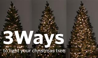 Make Your Christmas Tree Even Prettier With These Tricks!