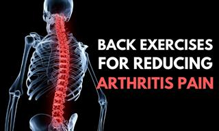 Spinal Arthritis Pain - 5 Exercises That Reduce Backaches