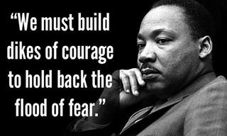 Inspiring Quotes by the Great Martin Luther King