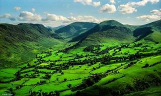 England's Vast Countryside Really Is a Thing of Wonder!