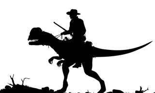 Joke: The Cowboy and the Dinosaur