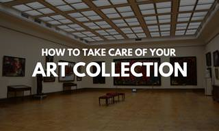 Neat Tips and Tricks for Caring for Art