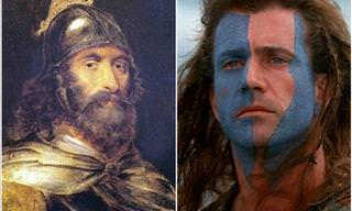 Depictions of Historical Characters Can Be Exaggerated!