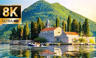 Experience the Charm of Mediterranean Coastal Towns in HD