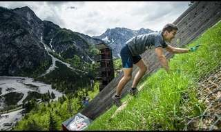 The Steepest Race in Europe!