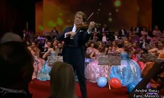 Watch a Full Concert of the Magical André Rieu!