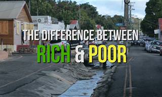 The Real Differences Between the Rich and Poor
