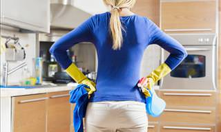 10 Handy Tips for Cleaning Difficult Items